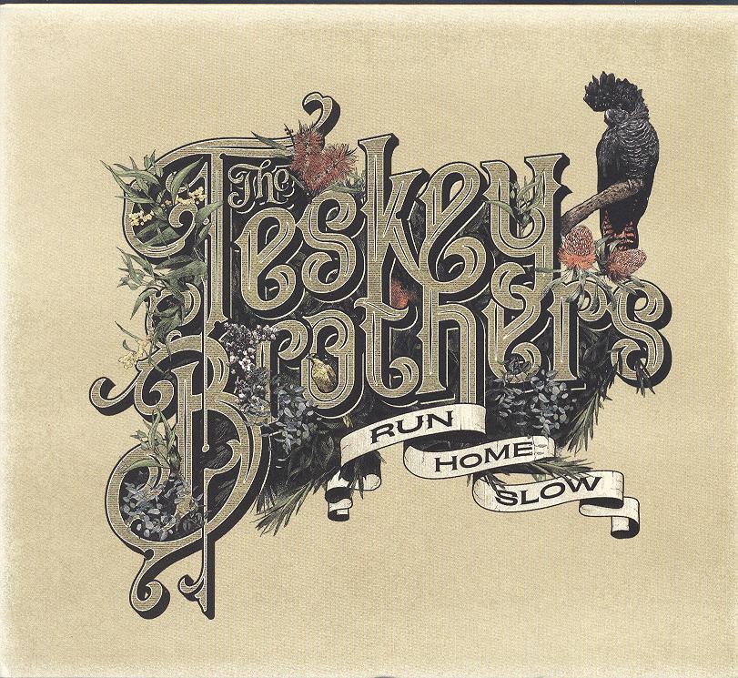 the teskey bros - Okładka