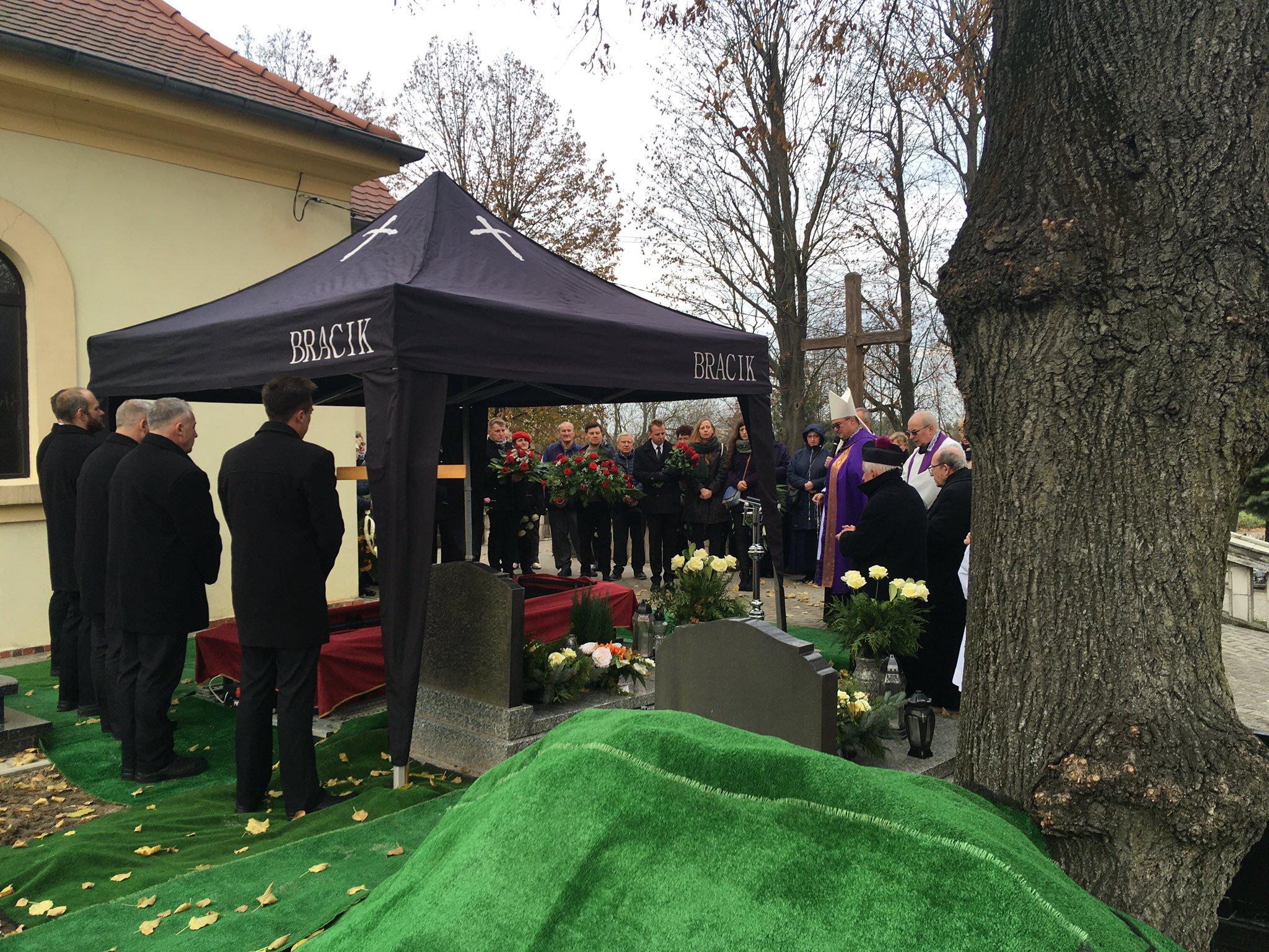 Pogrzeb abp juliusza paetza - Adam Michalkiewicz