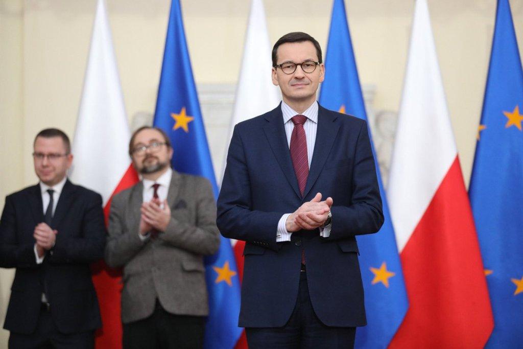 łukasz mikołajczyk mateusz morawiecki wojewoda - Wielkopolski Urząd Wojewódzki