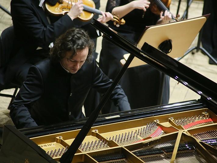 Martin Helmchen - Filharmonia Poznańska
