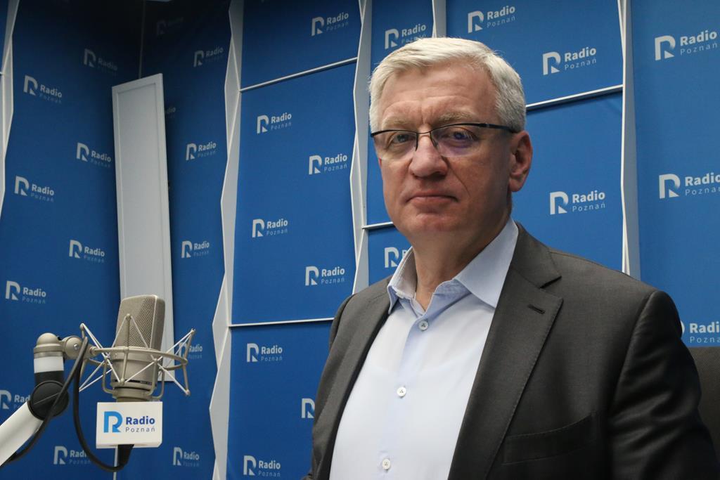 Jacek Jaśkowiak radio poznań - Radio Poznań