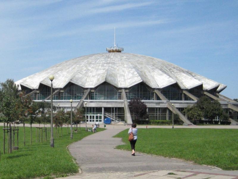 Hala Arena w Poznaniu - Jacek Butlewski