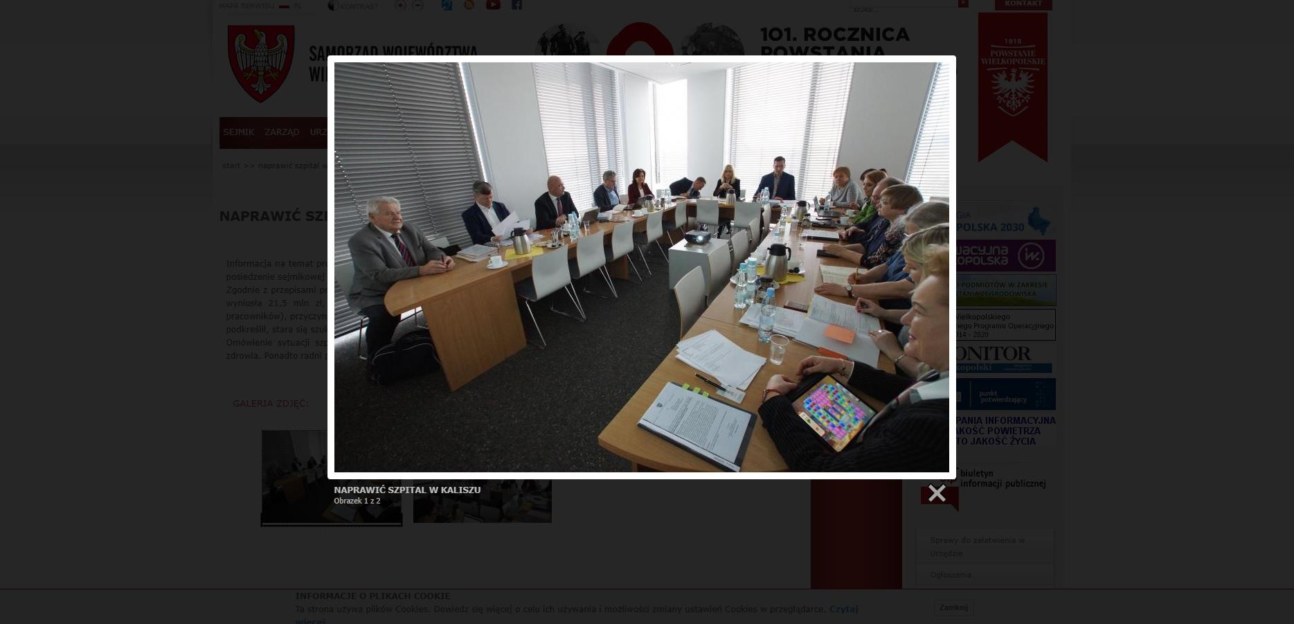 Oryginalne zdjęcie/Urząd Marszałkowski Województwa Wielkopolskiego