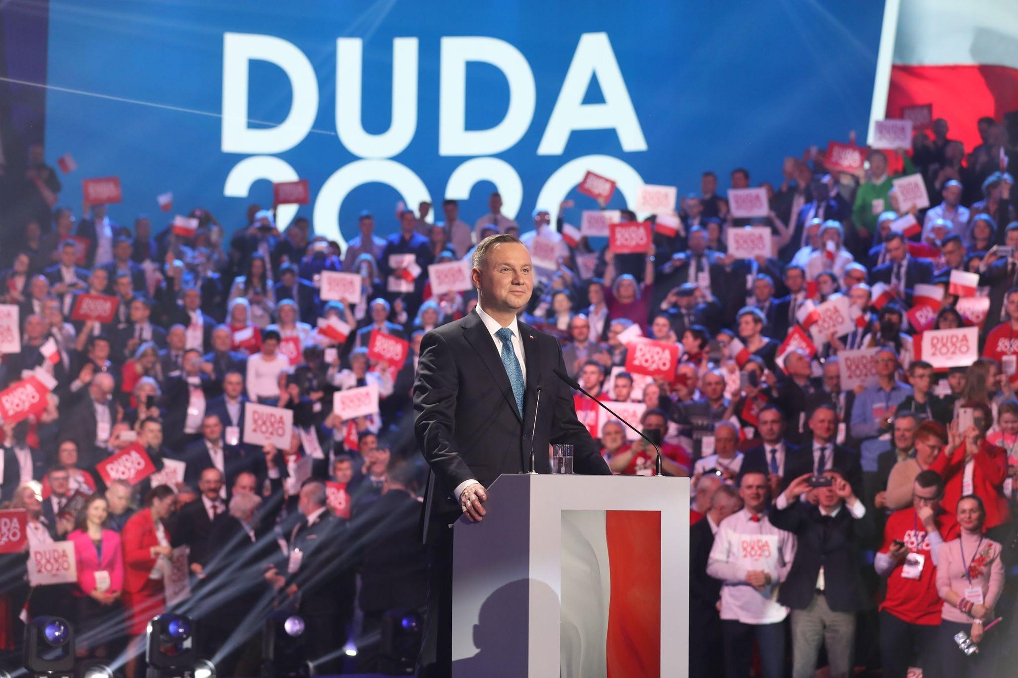 andrzej duda konwencja  - #DUDA2020
