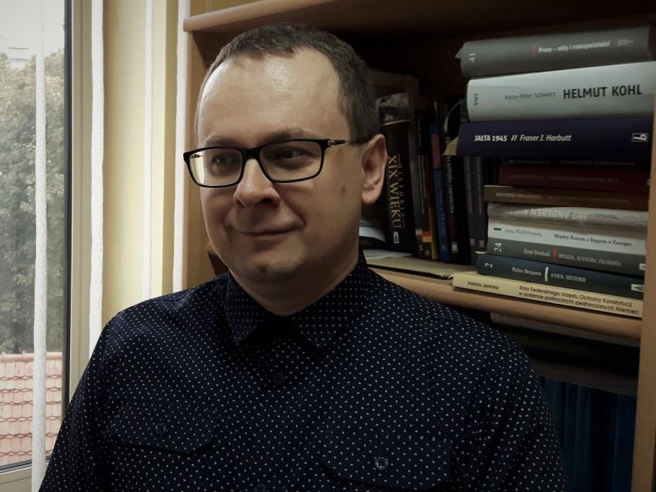 dr piotr kubiak  Instytut Zachodni -  Instytut Zachodni