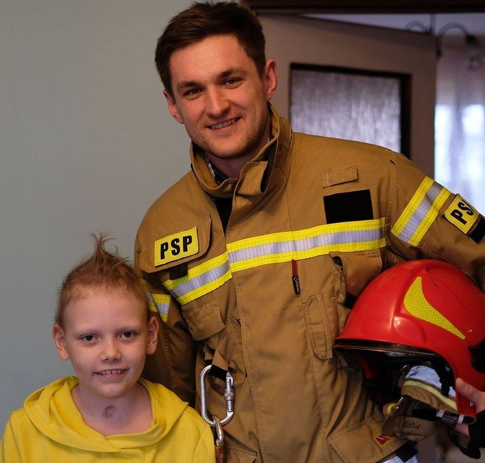 strażak natalka - Dawid Lehmann