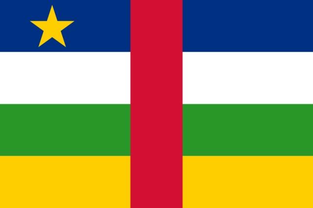 Republika Środkowej Afryki - Republika Środkowej Afryki