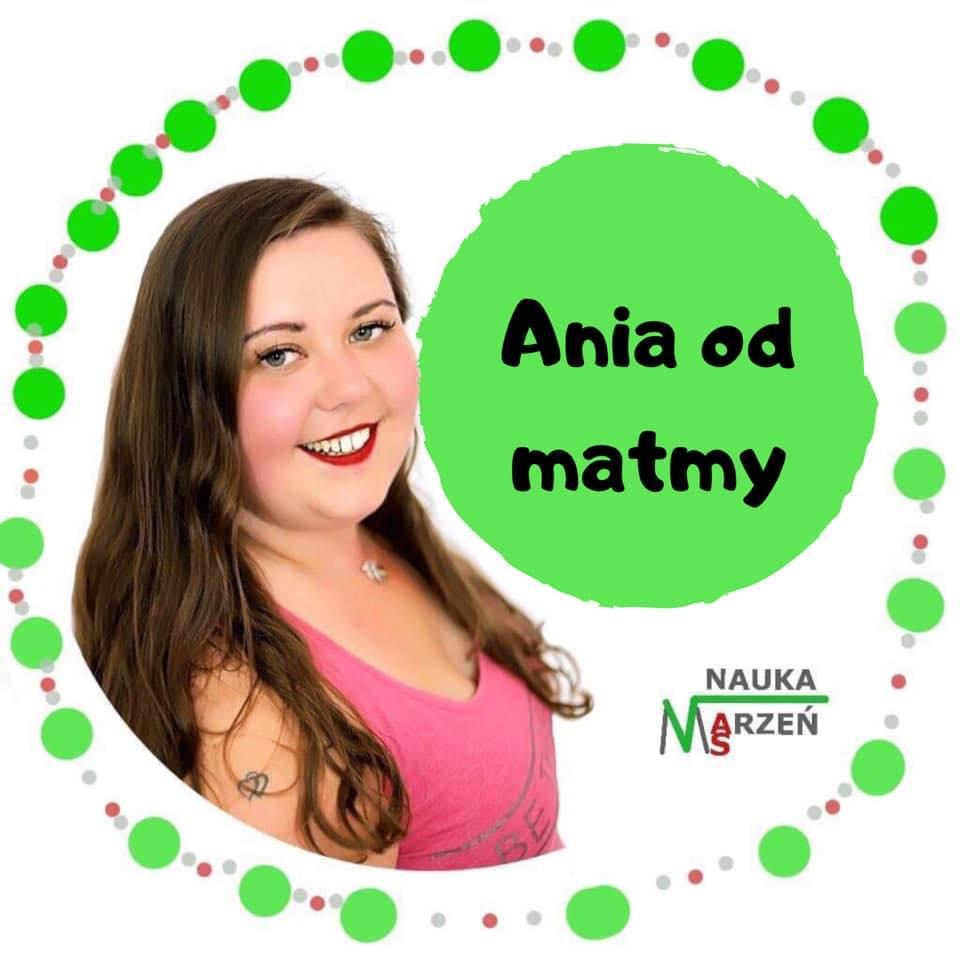 ania od matmy  - FB: Ania od matmy