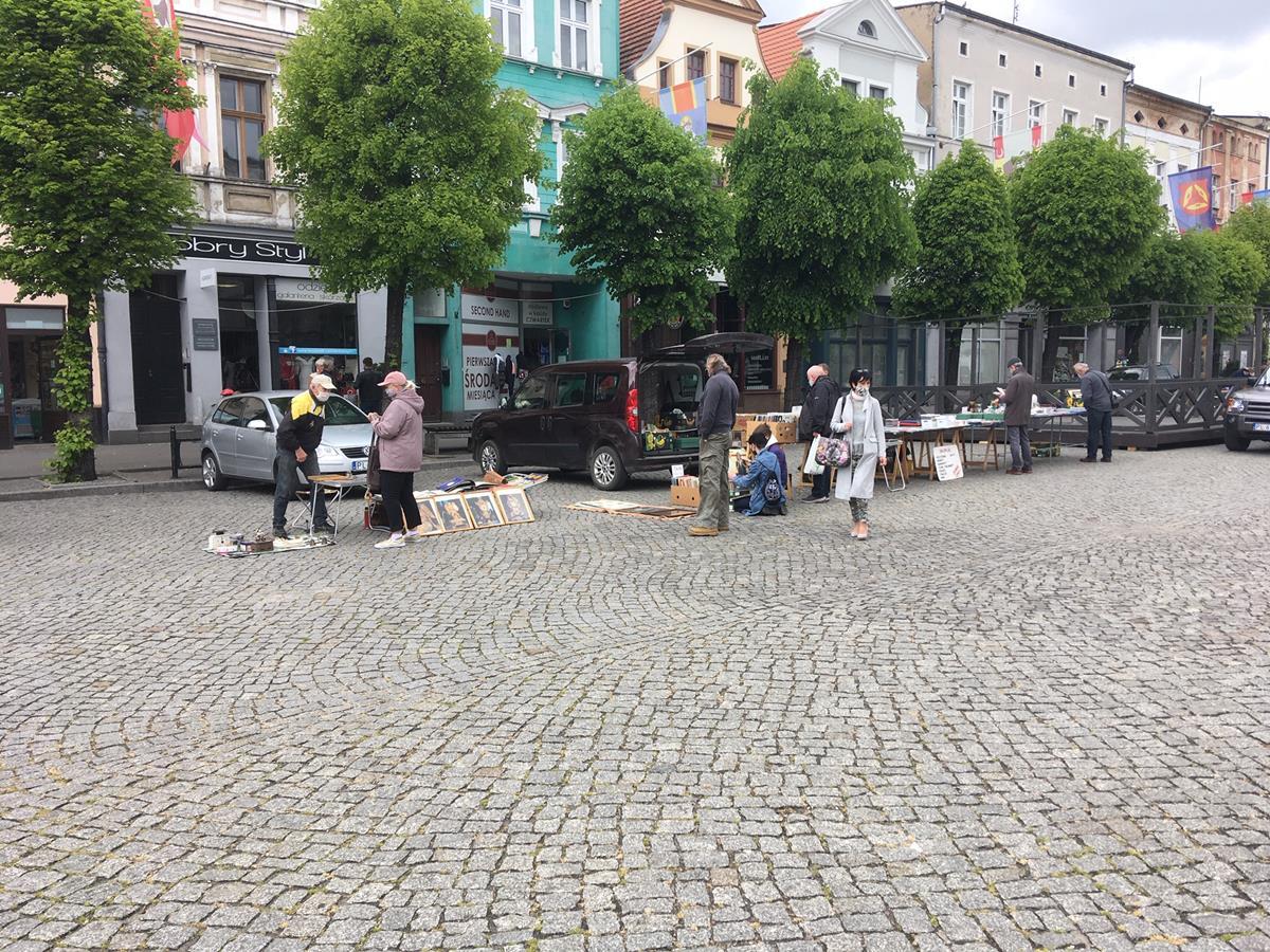 jarmark staroci leszno - Jacek Marciniak - Radio Poznań
