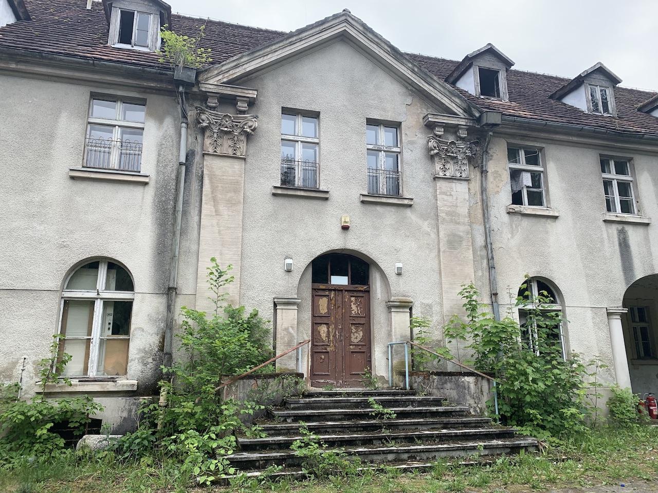 Opuszczony szpital miłowody szpital w miłowodach - Kacper Witt