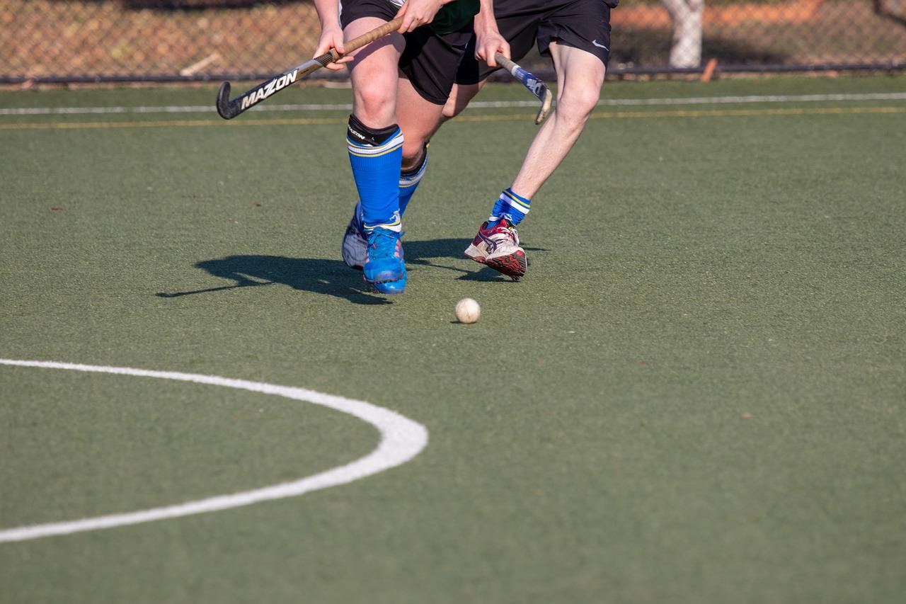 hokej na trawie - Pixabay