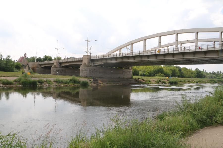 warta poziom wody - Leon Bielewicz - Radio Poznań