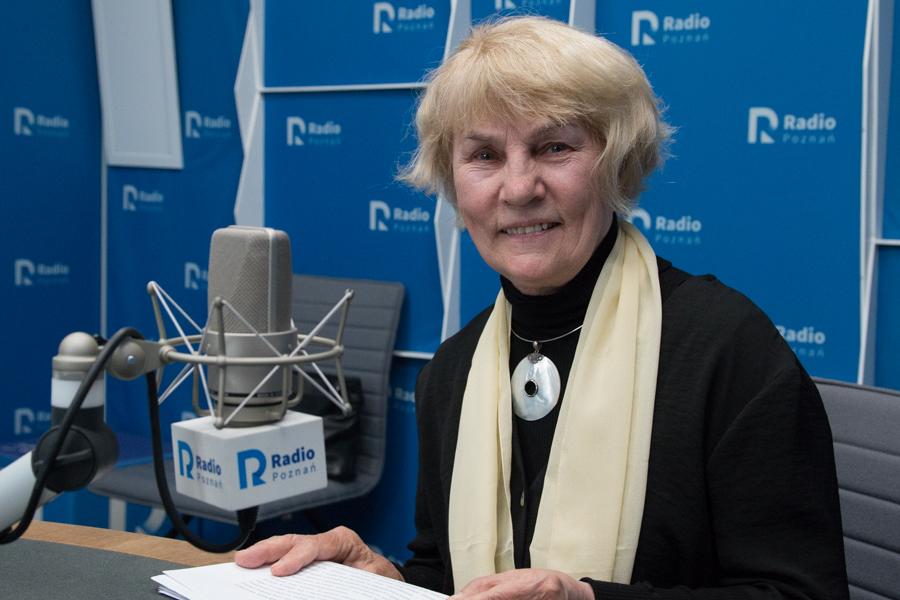 dr maria dąbrowska-bąk - Leon Bielewicz - Radio Poznań