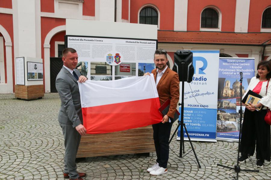 Wybitni Lwowiacy upamiętnieni w Poznaniu - Leon Bielewicz