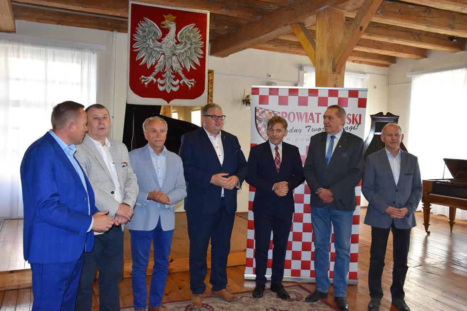 Zachodnie skrzydło Muzeum Historii Przemysłu w Opatówku będzie wyremontowane - Michał Marszałkowski/www.powiat.kalisz.pl