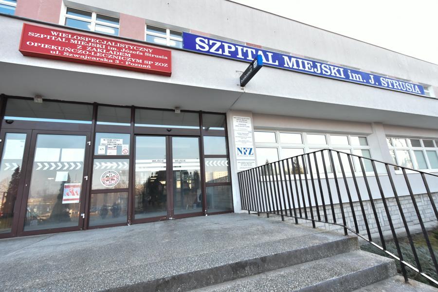 szpital strusia szwajcarska  - Wojtek Wardejn