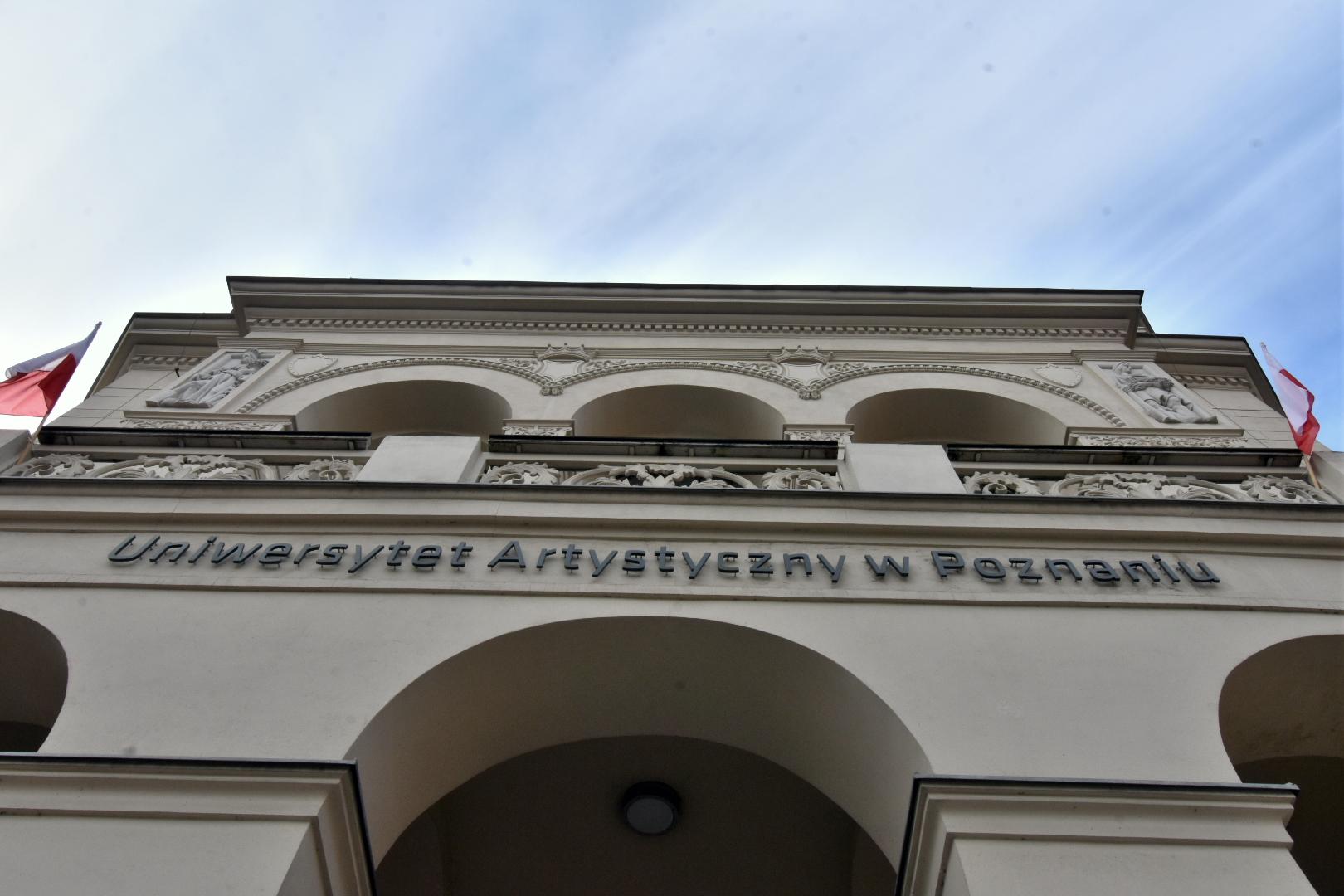 uniwersytet artystyczny w poznaniu UAP - Wojtek Wardejn