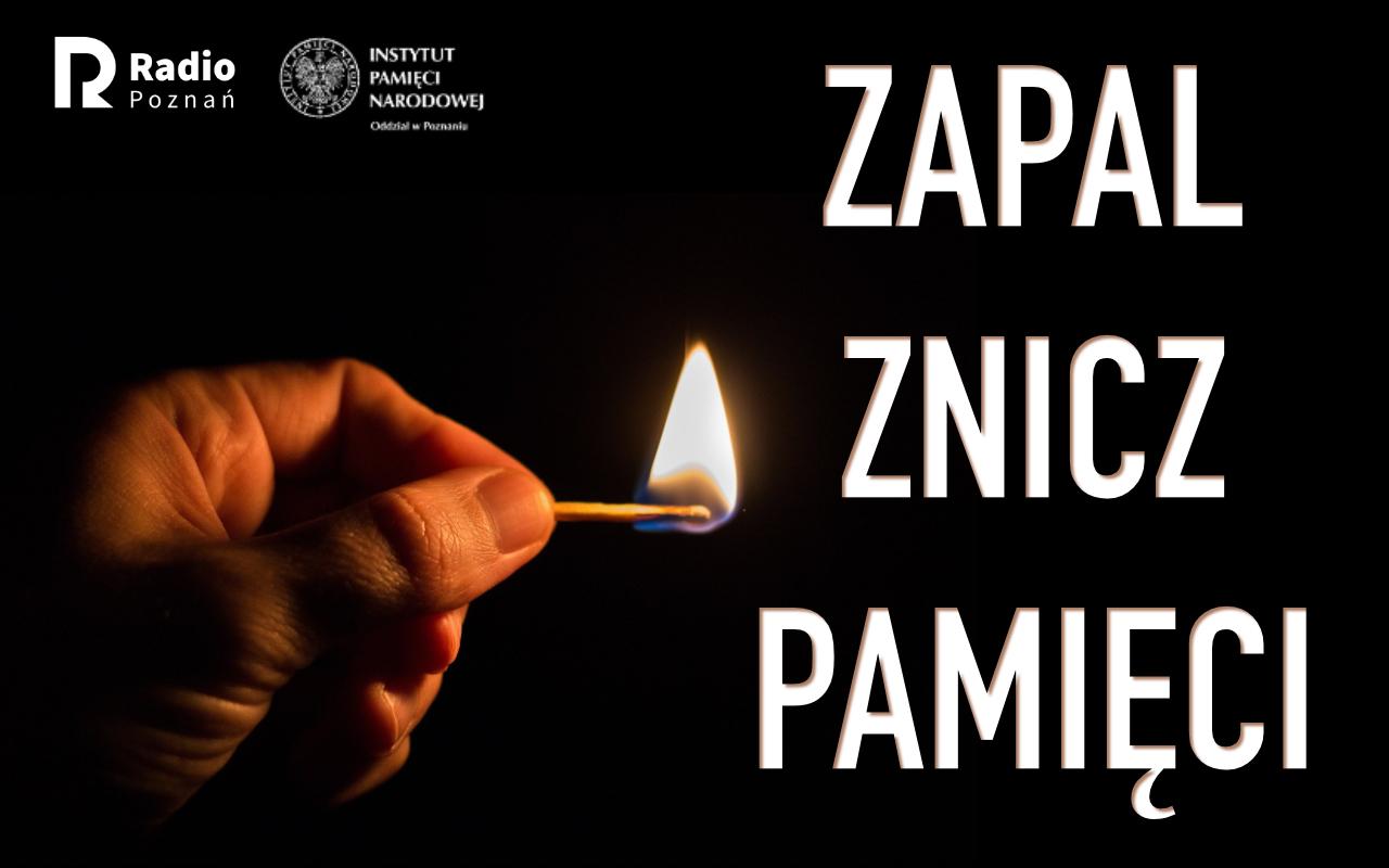 zapal znicz pamięci 2020 - Radio Poznań