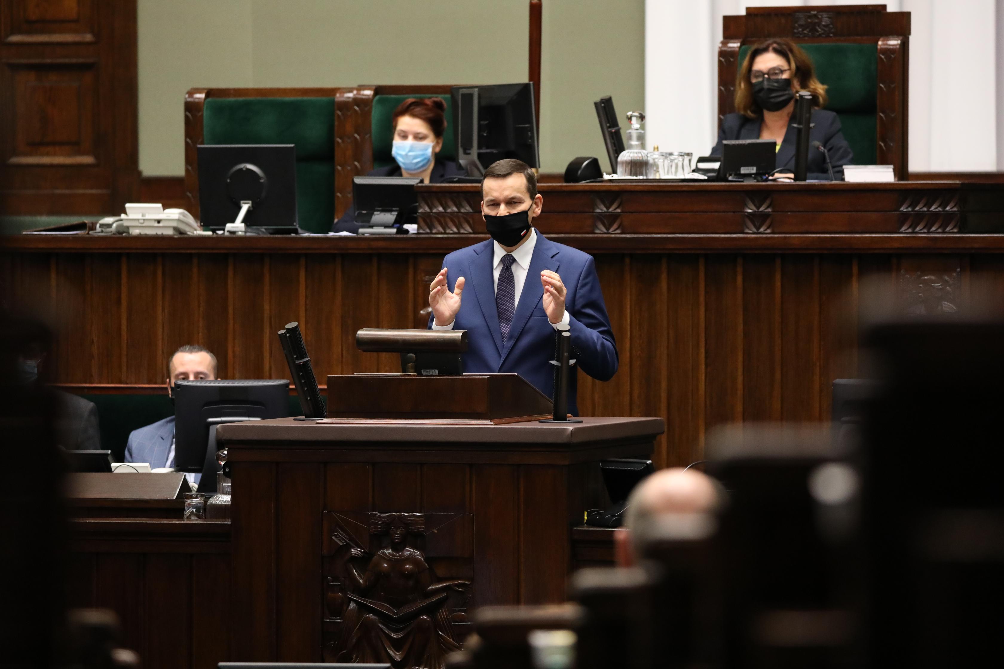 sejm premier  - TT: Sejm RP
