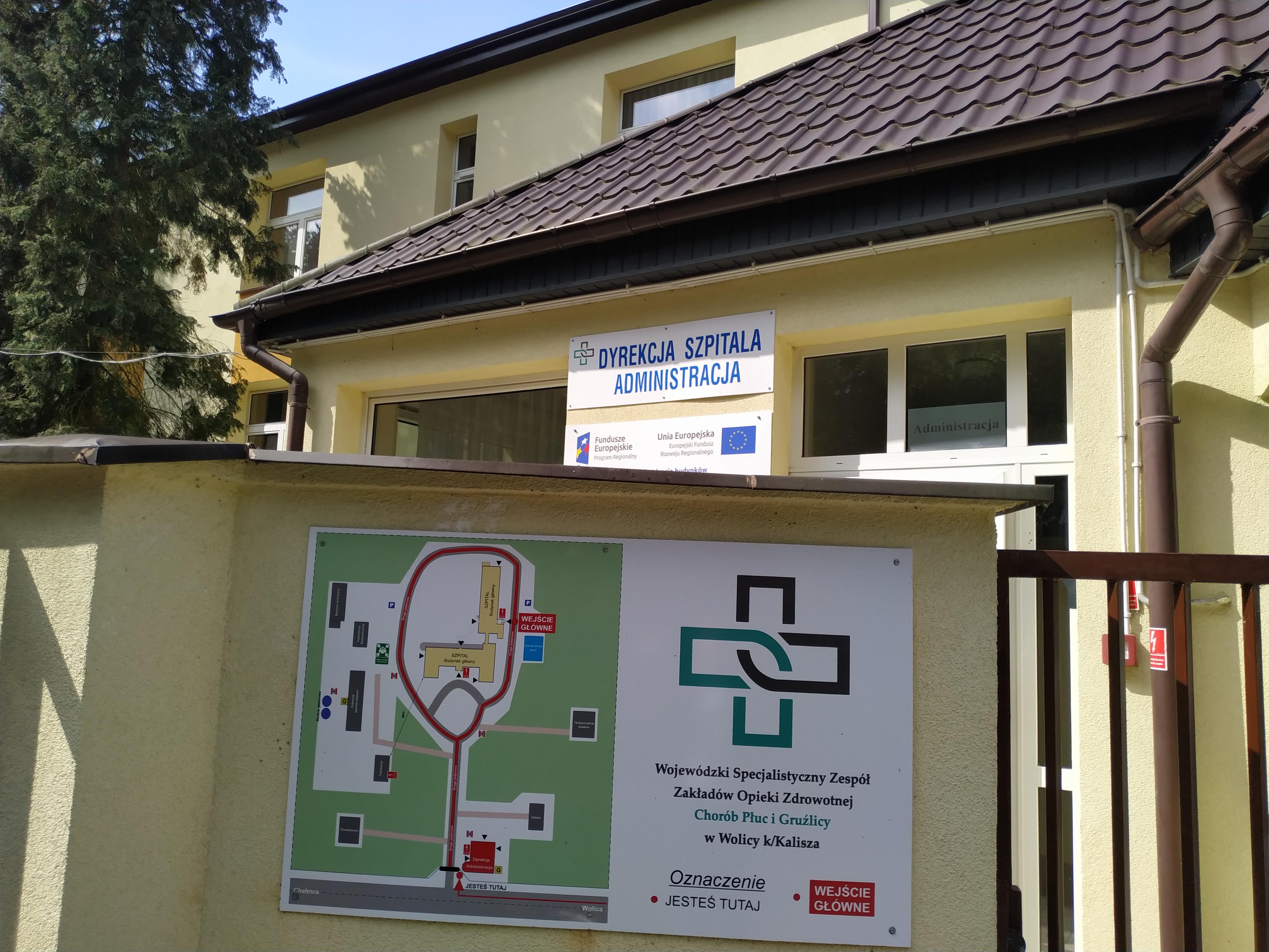 Szpital w Wolicy - Szpital w Wolicy