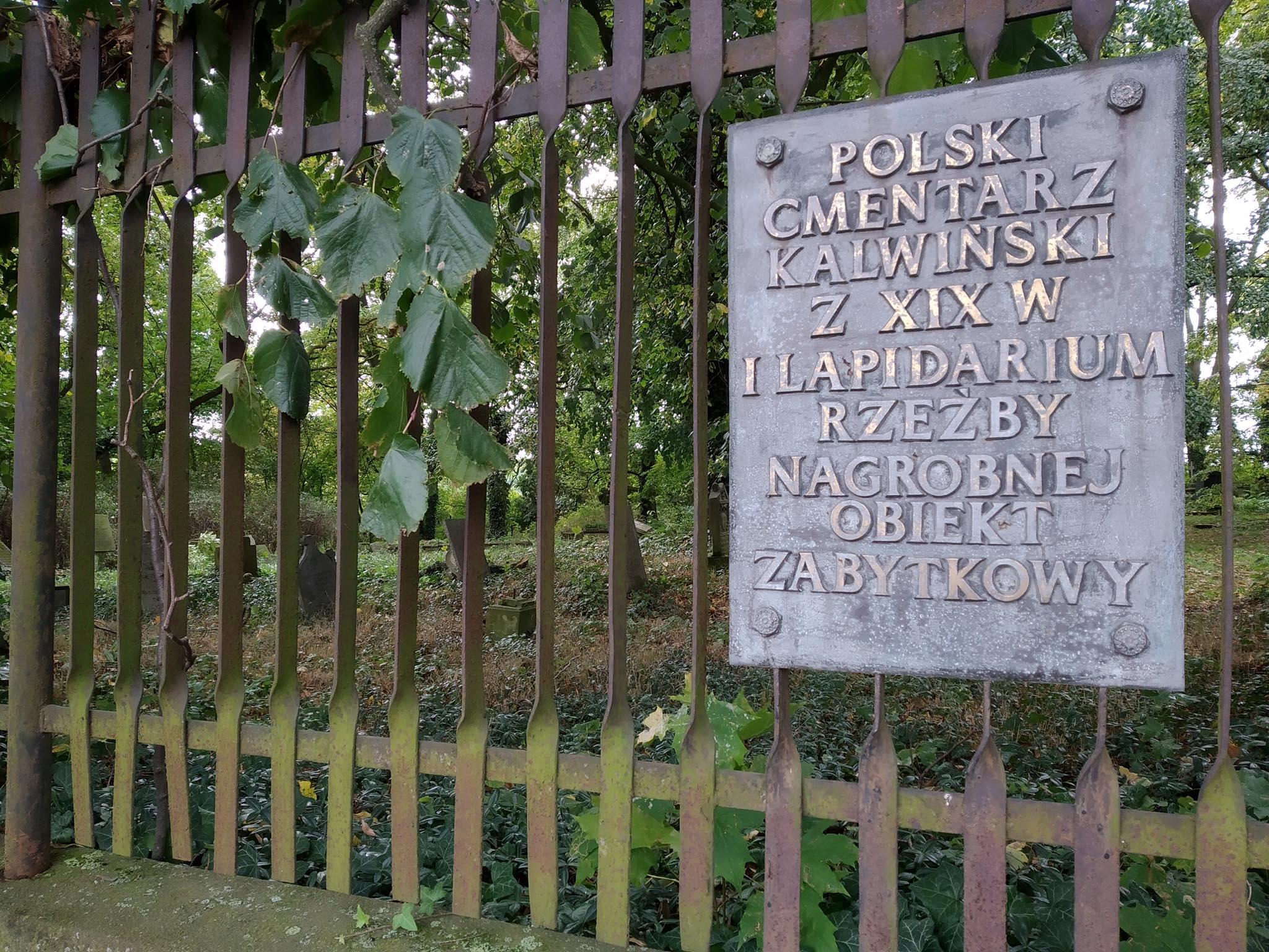 cmentarz orzeszkowo - Kacper Witt