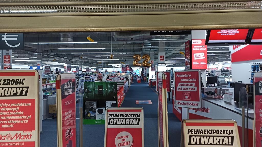media markt otwarte - Bartosz Garczyński
