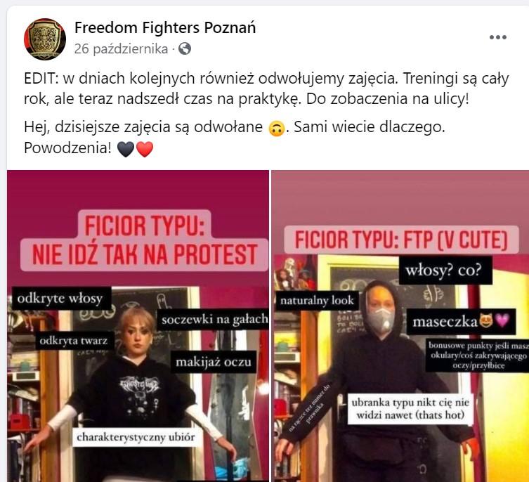 Freedom Fighters Poznań