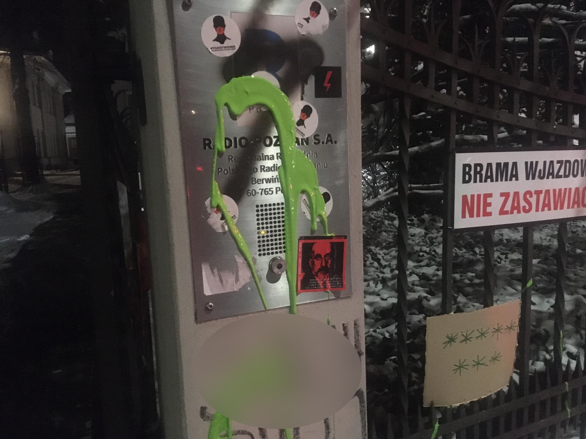 strajk kobiet atak na radio poznań - Jacek Butlewski