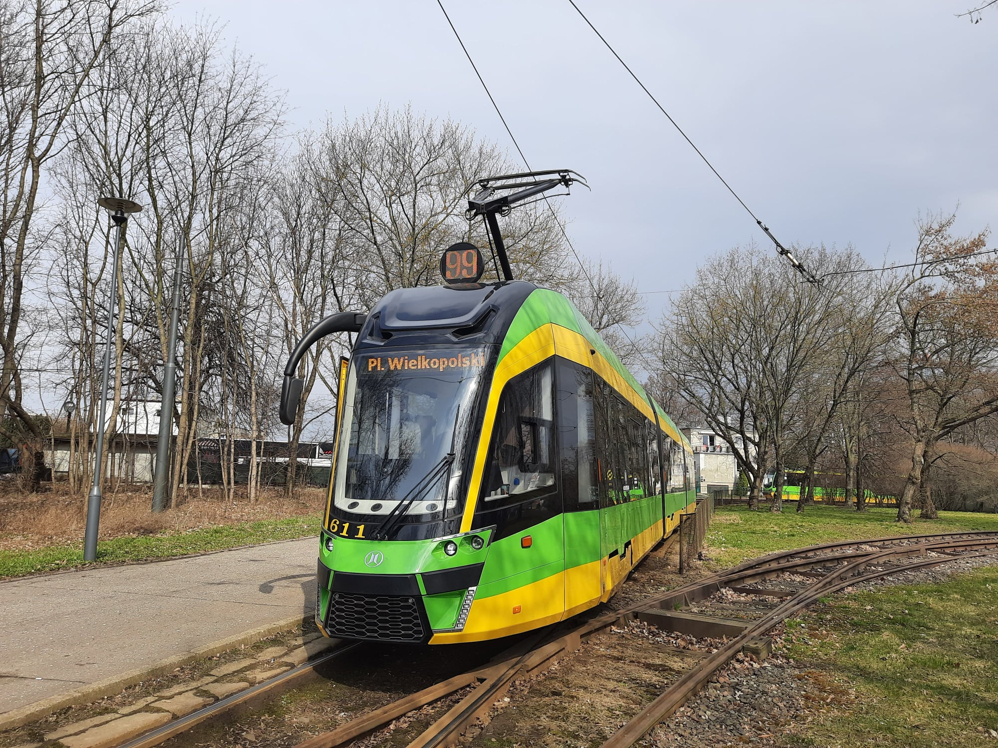 tramwaje fredry  - ZTM