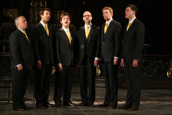 king\'s singers fara 05 - Antoni Hoffmann