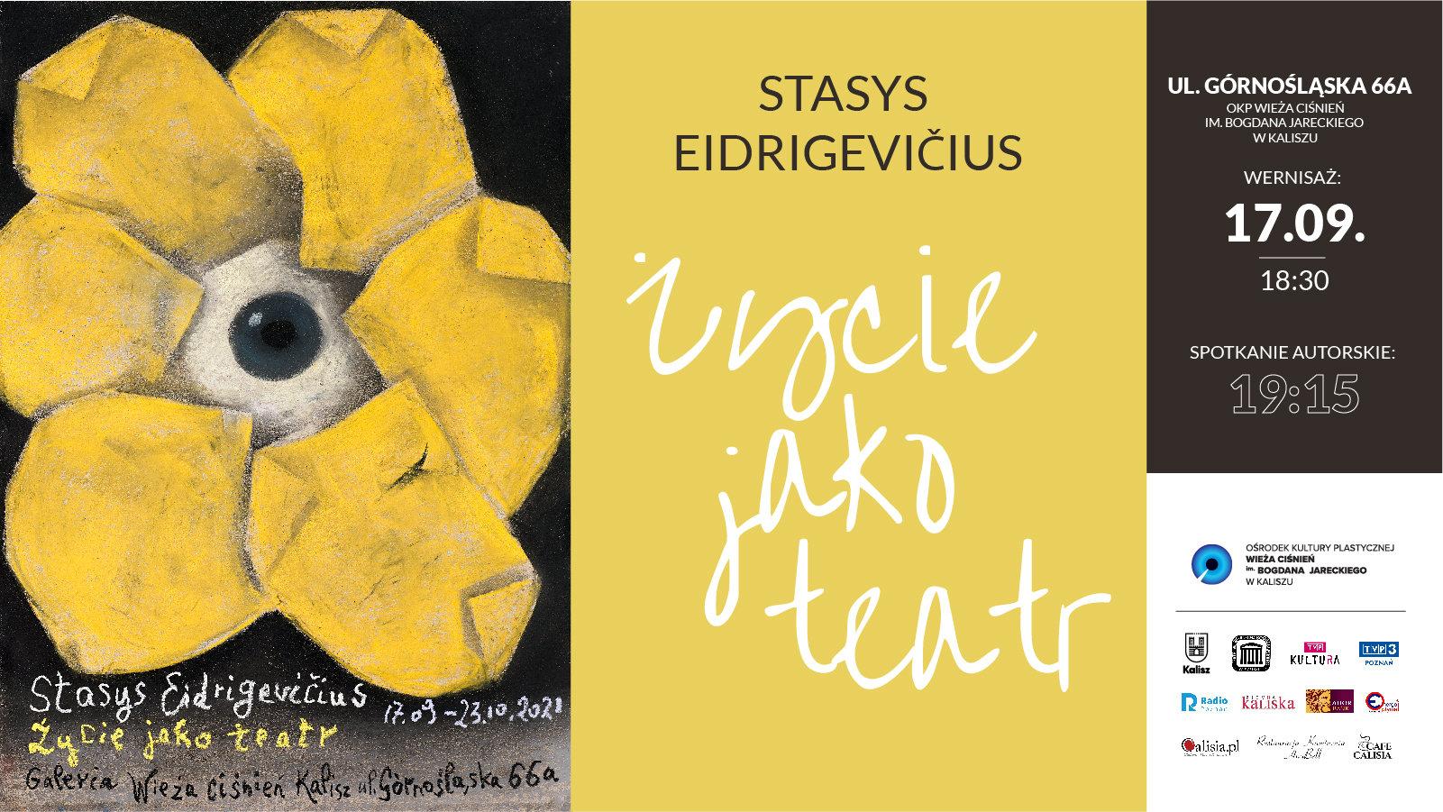 Stasys Eidrigevicius - www.wiezacisnien.kalisz.pl