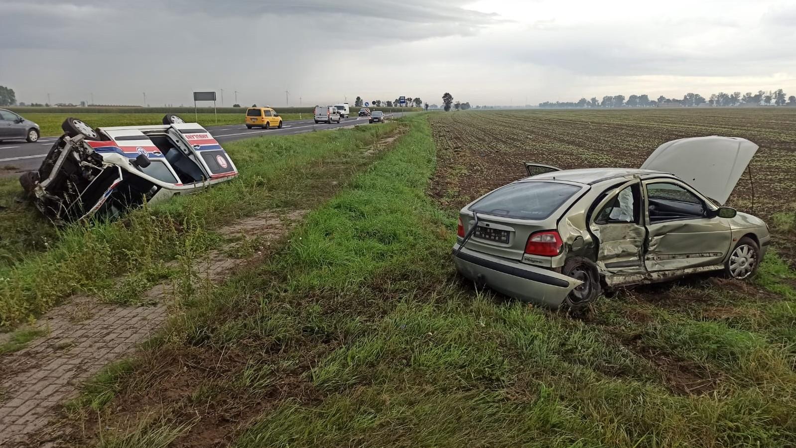 rawicz wypadek - KPP Rawicz