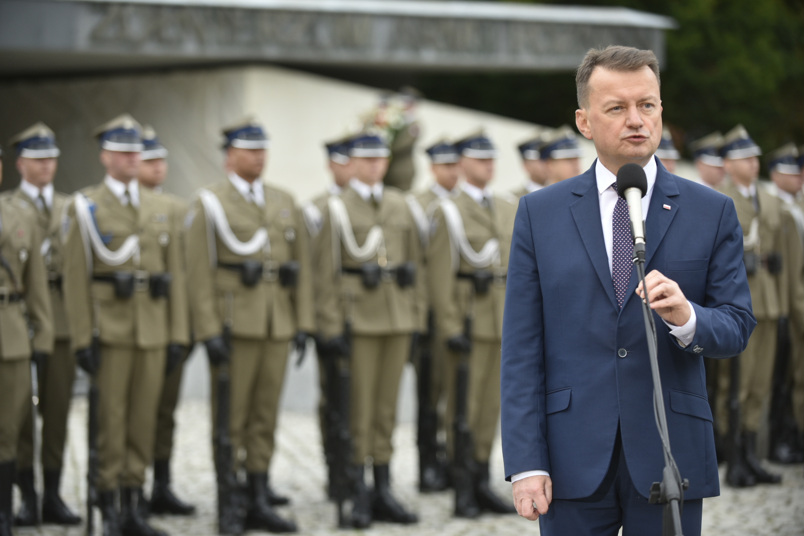 mariusz błaszczak poznań Święta Wojsk Lądowych w Poznaniu - Wojtek Wardejn
