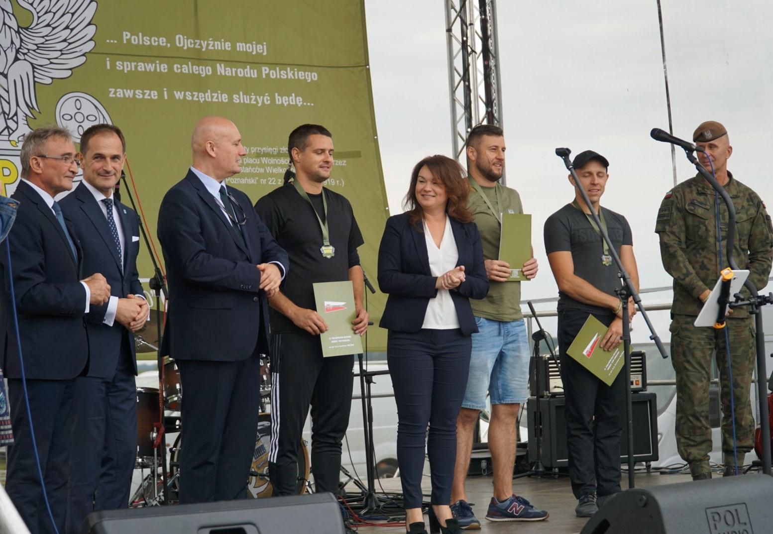 FB: Aneta Niestrawska - I Wicewojewoda Wielkopolski
