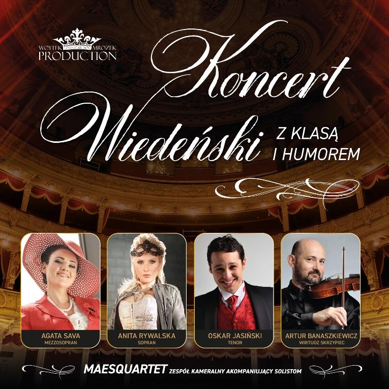Koncert Wiedeński z Klasą i Humorem 2021 - Organizator