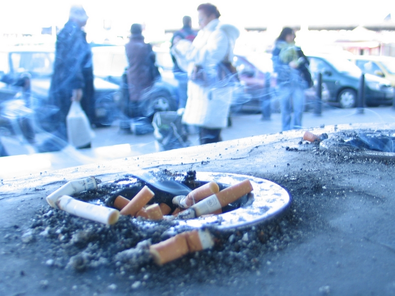 Palenie papierosów - Archiwum Radia Merkury