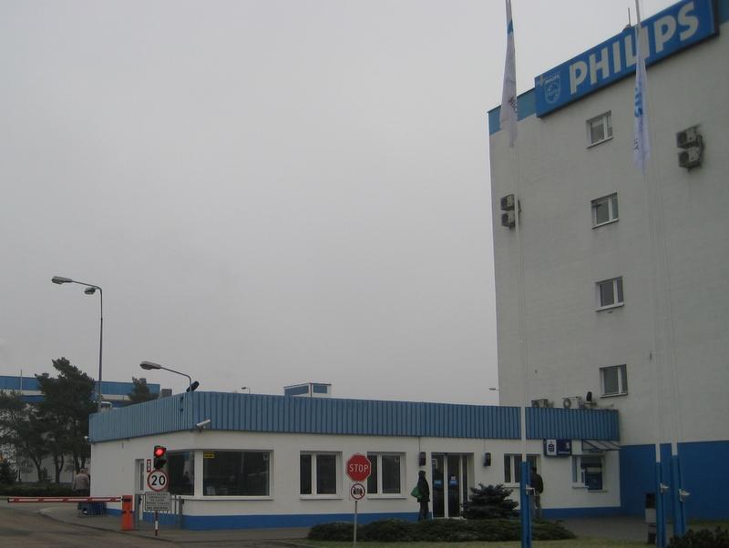 Fabryka Phillipsa w Pile - Wiesława Pinkowska