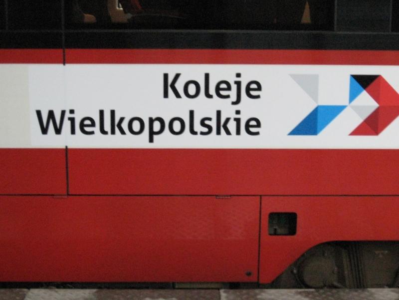 Szynobus - Koleje Wielkopolskie - Adam Sołtysiak