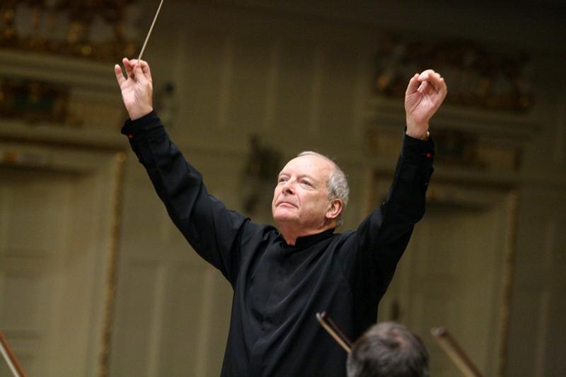 Mistrzowie batuty - koncert targowy - Antoni Hoffmann