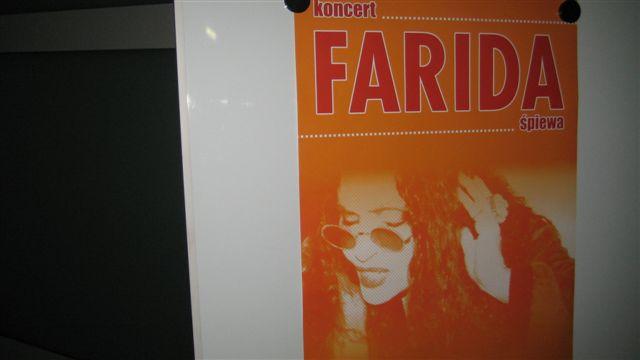 Farida - koncert w Poznaniu - Jacek Butlewski