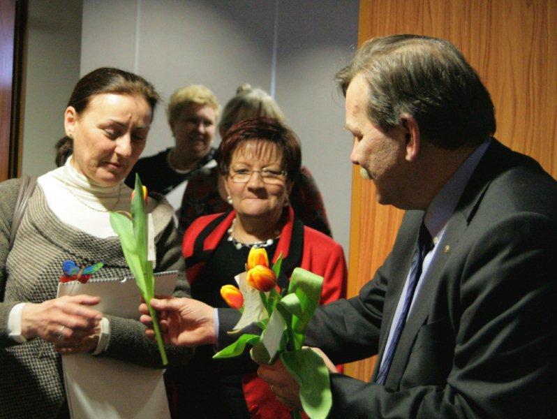 Tulipany na Dzień Kobiet - pacia.com.pl