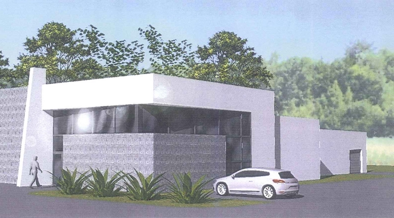 Krematorium Ostrów Wlkp. - projekt