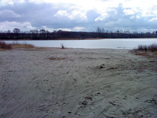 Jezioro Wilczyńskie - wysycha - Emilia Chudzińska