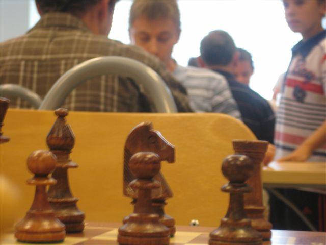olimpiada szachowa 4 - Wojciech Chmielewski