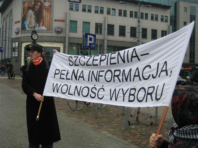 szczepienia - Jacek Kosiak