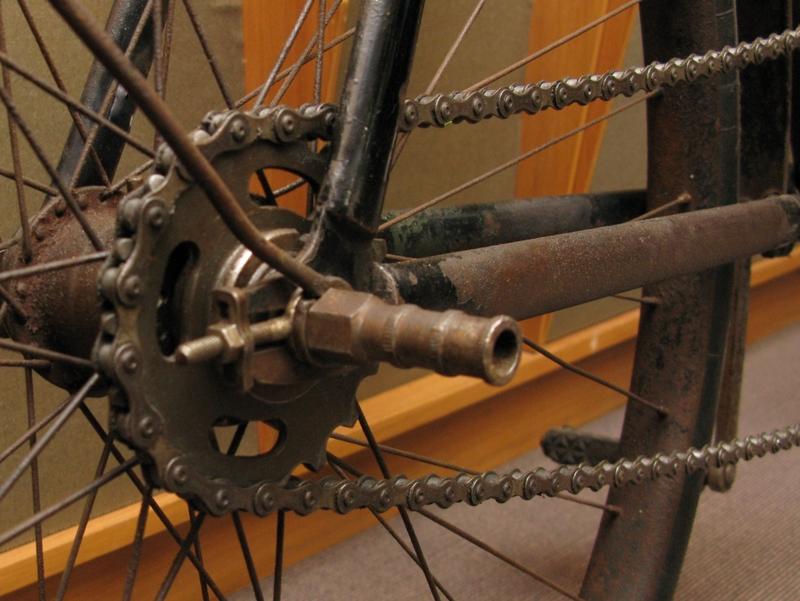 RetroRoweriada - stary rower - Szymon Mazur