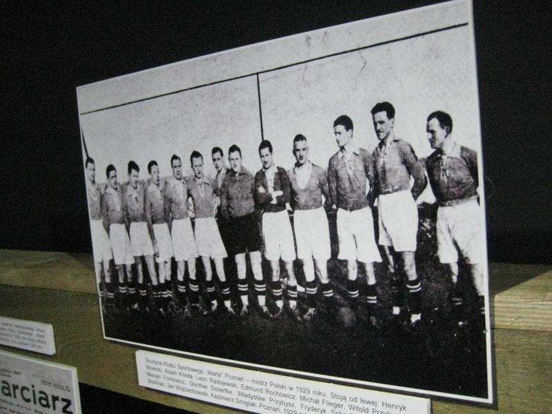 Piłka nożna - wystawa w muzeum - Jacek Butlewski