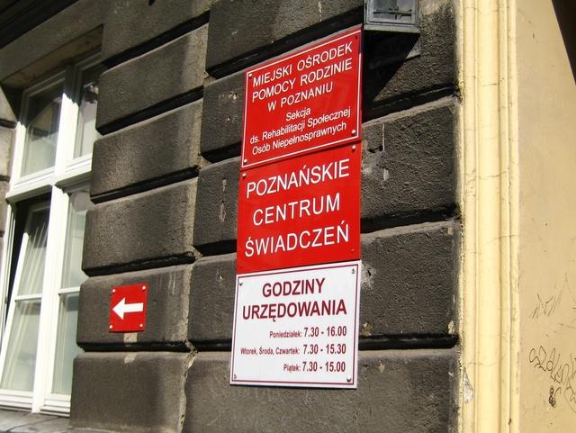 Poznańskie Centrum Świadczeń - urząd - Anna Skoczek