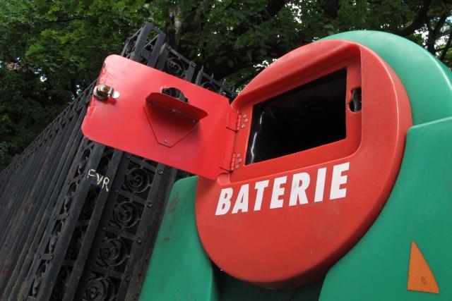 baterie pojemnik 1 - TomFoto