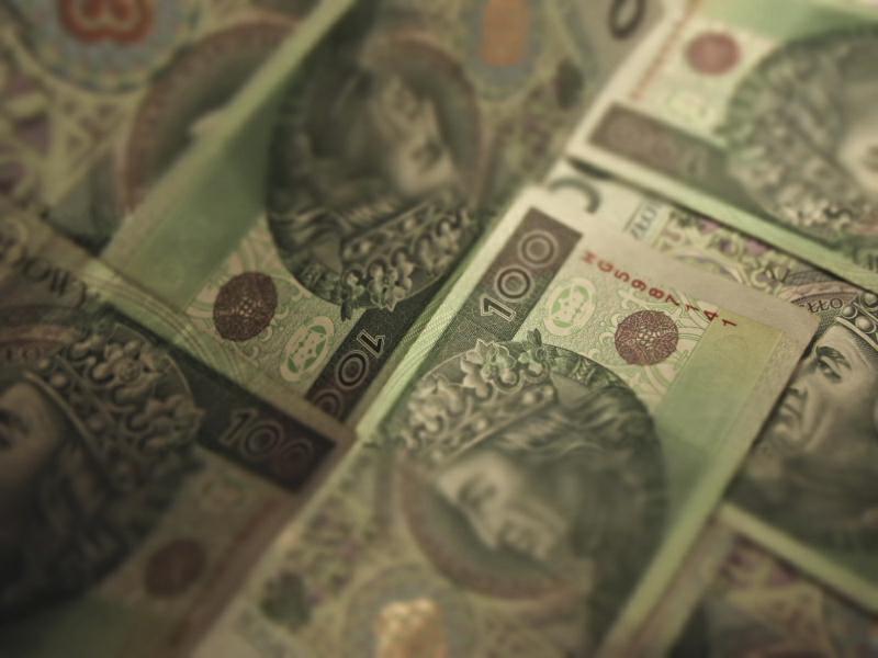 banknoty 100 zł 3 - TomFoto